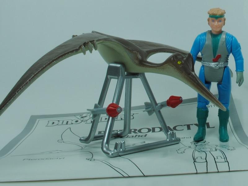 dinoriders pterodactyl