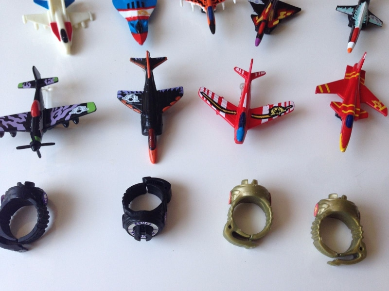 matchbox ring raiders 80s toys